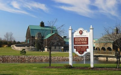 Haunted Hernder's with Hernder Estate Wines