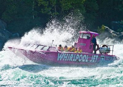 Niagara Falls Group Attraction Whirlpool Jet Wine Tour