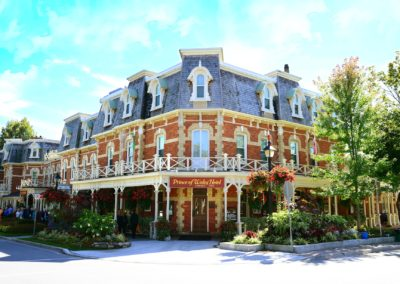 Corporate Group Overnight Wine Tour Package Prince of Wales Niagara on the Lake